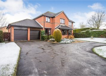 Thumbnail 5 bed detached house for sale in Ryder Court, Newton Aycliffe