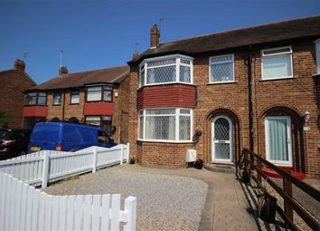 Thumbnail 3 bed property for sale in Mollison Road, Hull, East Riding Of Yorkshire
