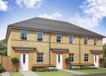 "Thumbnail 2 bedroom end terrace house for sale in ""Denford"" at Adair Way, Hebburn"