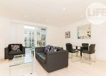 Thumbnail 1 bedroom flat for sale in Bodiam Court, Royal Waterside, 4 Lakeside Drive, Park Royal, London