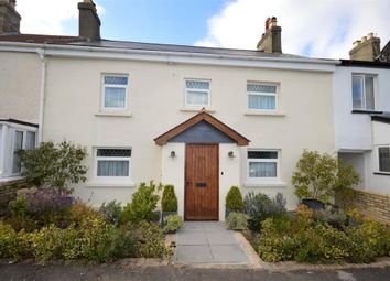 Thumbnail 3 bed terraced house for sale in Candys Cottages, Chudleigh Knighton, Chudleigh, Newton Abbot