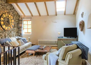 Thumbnail 3 bedroom barn conversion for sale in Old Cross, Glossop