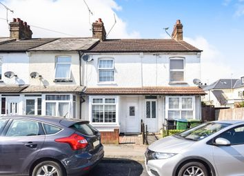 3 bed terraced house for sale in Brighton Road, Watford WD24