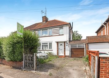 Thumbnail 3 bedroom semi-detached house for sale in Blandford Road, Reading, Berkshire