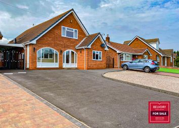 Thumbnail 5 bed detached house for sale in Pebble Mill Drive, Cannock