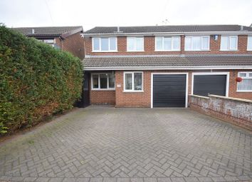 Thumbnail 3 bedroom semi-detached house for sale in Alvaston Street, Alvaston, Derby