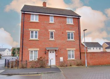 Thumbnail 4 bed semi-detached house for sale in Lotmead, Staverton, Trowbridge