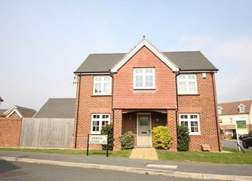 Thumbnail 4 bed detached house for sale in Ipswich Close, Cressington Heath, Liverpool