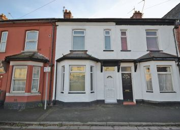 Thumbnail 3 bed terraced house to rent in Spacious Refurbished House, George Street, Newport