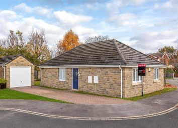 Thumbnail 2 bed detached bungalow for sale in Richardson Court, Hambleton, Selby, North Yorkshire