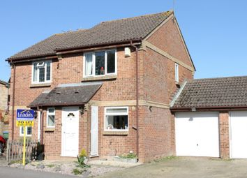 Thumbnail 2 bedroom terraced house to rent in Winnet Way, Southwater, Horsham
