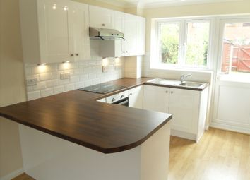 Habershon Drive, Frimley, Camberley GU16. 1 bed terraced house