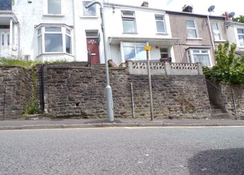 Thumbnail 4 bed terraced house to rent in Brynsyfi Terrace, Swansea