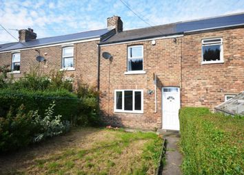 Thumbnail 2 bedroom terraced house to rent in Hedley Hill Terrace, Waterhouses, Durham
