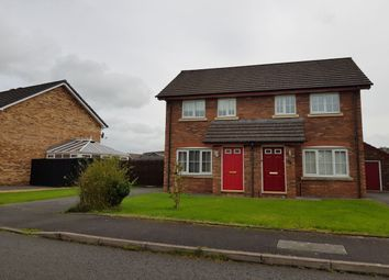 Thumbnail 2 bed semi-detached house to rent in Willow Grove, Heathhall, Dumfries
