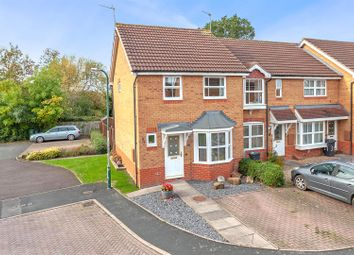 Thumbnail 3 bed end terrace house for sale in Ramsey Meadows, Shrewsbury