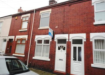 Thumbnail 2 bedroom terraced house to rent in Hitchman Street, Fenton, Stoke-On-Trent