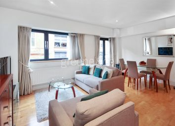 Thumbnail 1 bed property to rent in Millennium Heights, 1 Britton Street, London