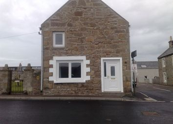 Thumbnail 2 bedroom end terrace house to rent in Church Street, Burghead