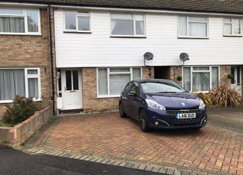 Thumbnail 3 bed semi-detached house to rent in Knaphill, Woking