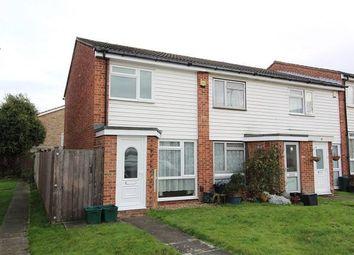 Thumbnail 2 bedroom end terrace house for sale in Killewarren Way, Orpington, Kent