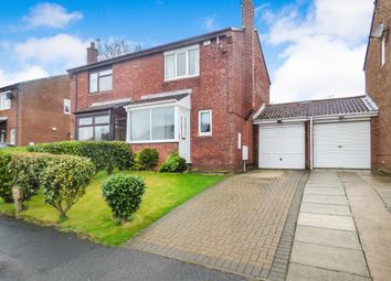 Thumbnail 2 bed semi-detached house for sale in Dilston Close, Peterlee