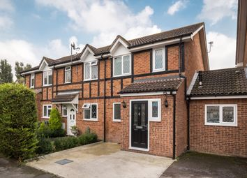 Thumbnail 3 bed end terrace house for sale in The Heathers, Stanwell, Staines