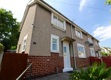 Thumbnail 2 bed semi-detached house for sale in Holborn Crescent, Brynteg, Wrexham