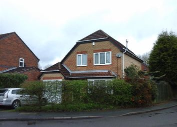Thumbnail 3 bedroom detached house for sale in Wortley Avenue, Fallings Park, Wolverhampton