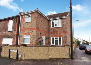 Thumbnail 3 bed detached house for sale in Carnarvon Road, Gosport