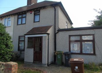 Thumbnail 2 bed semi-detached house for sale in Petits Road, Dagenham