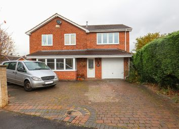 Thumbnail 5 bedroom detached house for sale in Manor Way, Todwick, Sheffield