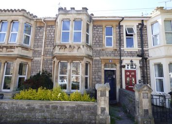 Thumbnail 3 bedroom terraced house for sale in Cromer Road, Weston-Super-Mare