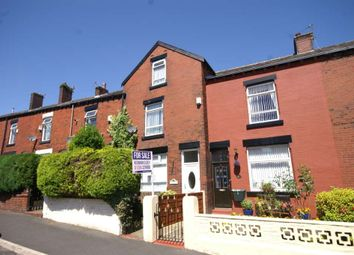 Thumbnail 4 bedroom terraced house for sale in Stanley Road, Heaton, Bolton, Greater Manchester
