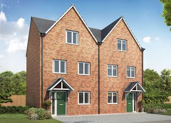 "3 bed town house for sale in ""The Hancock"" at ""The Hancock"" At York Road, Hall Green, West Midlands, Birmingham B28"