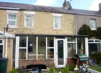 Thumbnail 3 bed terraced house for sale in West View, Seghill, Cramlington