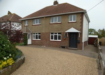 Thumbnail 6 bed detached house for sale in Wannock Avenue, Willingdon, Eastbourne