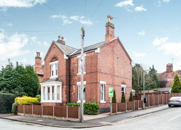 Thumbnail 4 bed detached house for sale in Alexandra Road, Burton-On-Trent