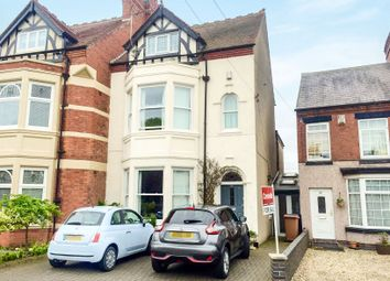 Thumbnail 5 bed semi-detached house for sale in Shilton Road, Barwell, Leicester