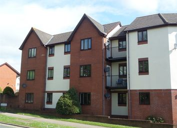 Thumbnail 2 bed flat for sale in Meads Court, Bulwark Avenue, Chepstow, Monmouthshire