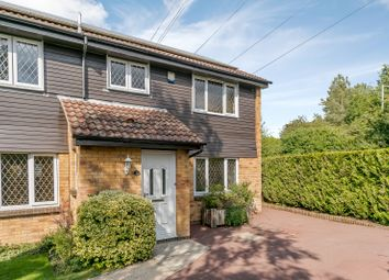 Thumbnail 4 bed semi-detached house for sale in Hedgerows, Ashford