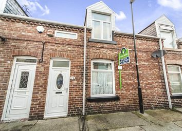 Thumbnail 3 bedroom terraced house for sale in Lord Street, Silksworth, Sunderland