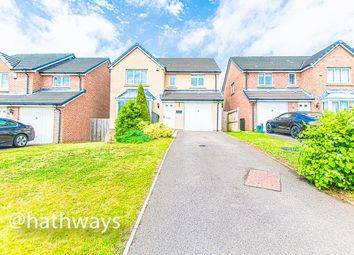 4 bed detached house for sale in Ladyhill Road, Newport NP19
