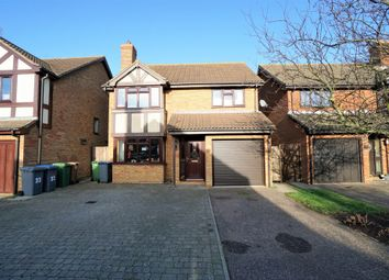 Thumbnail 4 bed detached house for sale in Battles Lane, Kesgrave, Suffolk