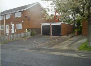Thumbnail Parking/garage for sale in Single Garage (2), Norfolk Way, West Denton