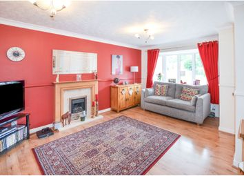 Thumbnail 4 bedroom detached house for sale in The Linnets, Worksop
