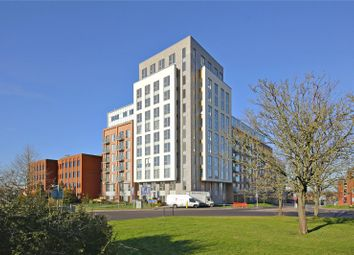 Thumbnail 2 bed flat for sale in Franklin Court, Shenley Road, Borehamwood, Hertfordshire