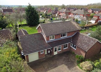 Thumbnail 4 bedroom detached house for sale in Pembroke Road, Framlingham, Woodbridge