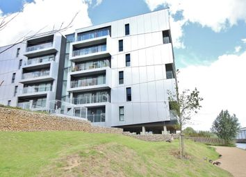 Thumbnail 1 bed flat for sale in Geoffrey Watling Way, Norwich
