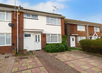 3 bed end terrace house for sale in Cheviot Close, East Preston, Littlehampton BN16